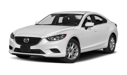 2017 Mazda 6 GX