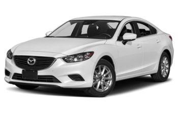 2017 Mazda Mazda6 - Snowflake White Pearl