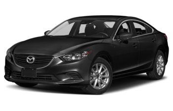 2017 Mazda Mazda6 - Jet Black Mica