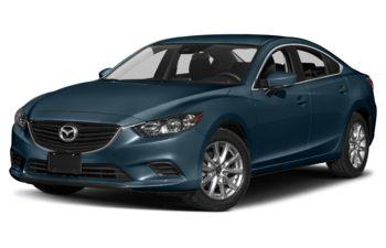 2017 Mazda Mazda6 - Deep Crystal Blue Mica
