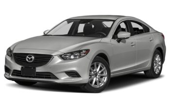 2017 Mazda Mazda6 - Sonic Silver Metallic