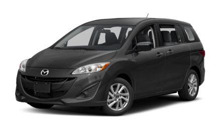 2017 Mazda 5 GS