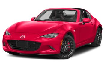 2017 Mazda MX-5 RF - Soul Red Metallic