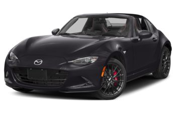 2017 Mazda MX-5 RF - Machine Grey Metallic