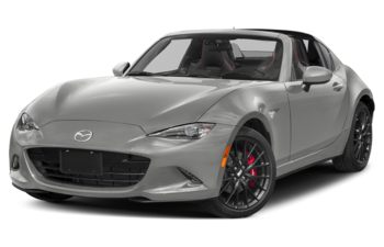 2017 Mazda MX-5 RF - Ceramic Metallic