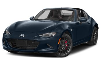 2018 Mazda MX-5 RF - Eternal Blue Mica