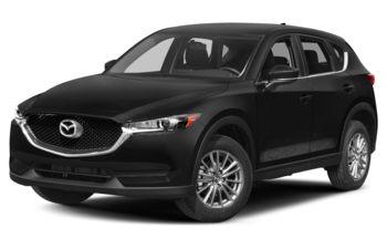2017 Mazda CX-5 - Jet Black Mica