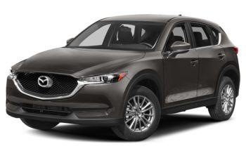 2017 Mazda CX-5 - Titanium Flash Mica