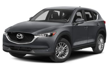 2017 Mazda CX-5 - Machine Grey Metallic