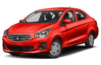 2019 Mitsubishi Mirage G4 - Infrared