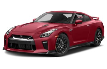 2018 Nissan GT-R - Solid Red