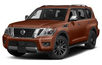 2018 Nissan Armada - Forged Copper Metallic