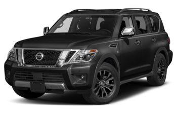 2018 Nissan Armada - Super Black