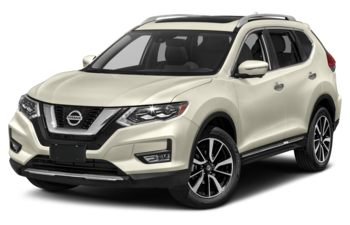 2017 Nissan Rogue - Pearl White