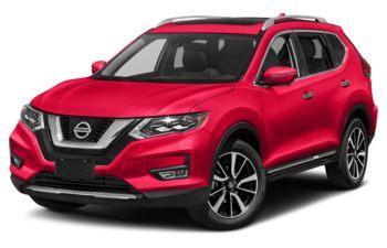 2017 Nissan Rogue - Palatial Ruby Metallic