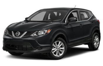 2019 Nissan Qashqai - Magnetic Black Metallic