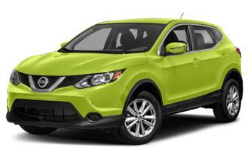 2018 Nissan Qashqai - Nitro Lime Metallic