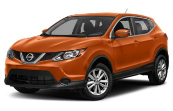 2019 Nissan Qashqai - Monarch Orange Pearl