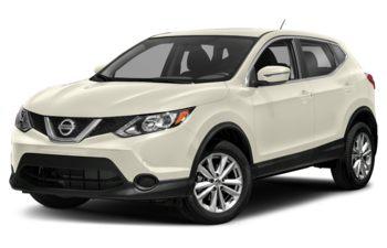 2018 Nissan Qashqai - Pearl White