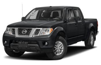 2019 Nissan Frontier - Magnetic Black Metallic