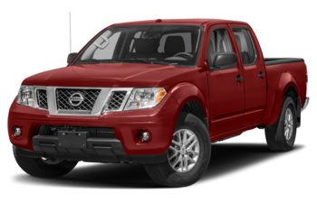 2018 Nissan Frontier - Lava Red Metallic
