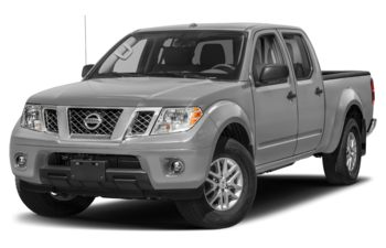 2019 Nissan Frontier - Brilliant Silver Metallic