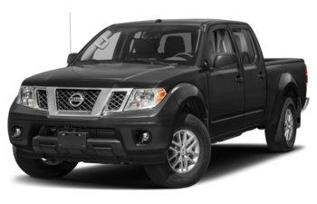 2019 Nissan Frontier - Gun Metallic