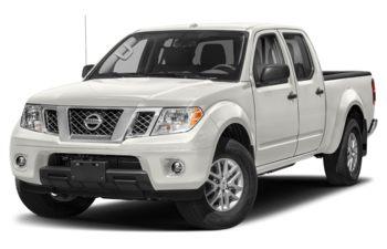 2019 Nissan Frontier - Glacier White