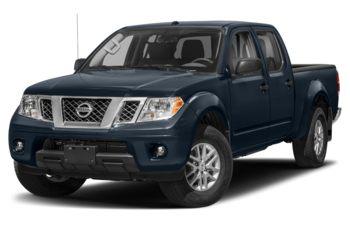 2019 Nissan Frontier - Arctic Blue Metallic