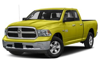 2019 RAM 1500 Classic - National Safety Yellow