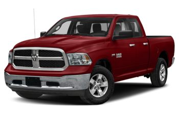 2019 RAM 1500 Classic - Flame Red