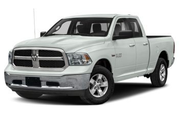 2019 RAM 1500 Classic - Bright White