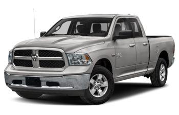 2019 RAM 1500 Classic - Walnut Brown Metallic