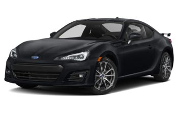 2018 Subaru BRZ - Dark Grey Metallic