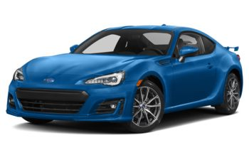 2020 Subaru BRZ - World Rally Blue Pearl