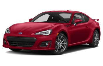 2018 Subaru BRZ - Pure Red
