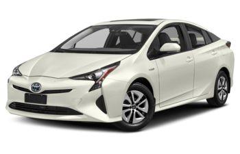2017 Toyota Prius - Blizzard Pearl