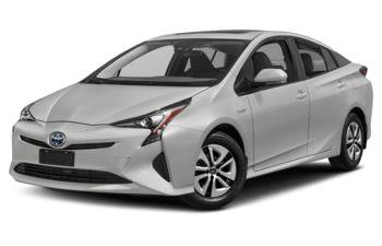 2017 Toyota Prius - Classic Silver Metallic