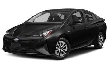 2018 Toyota Prius - Midnight Black Metallic