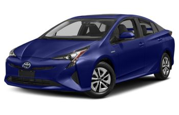 2018 Toyota Prius - Blue Crush Metallic