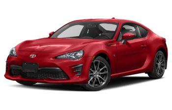 2019 Toyota 86 - Ablaze