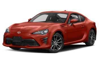 2017 Toyota 86 - Hot Lava