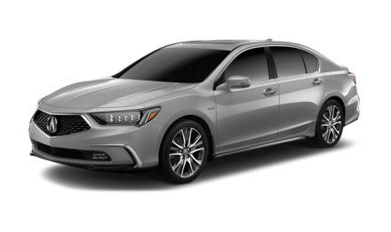2018 Acura RLX Sport Hybrid Technology