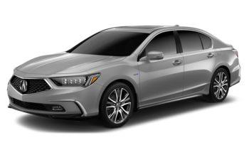 2018 Acura RLX Sport Hybrid - Lunar Silver Metallic