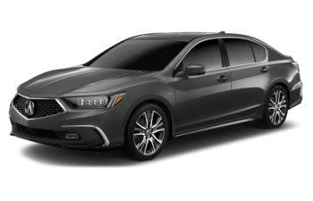 2018 Acura RLX Sport Hybrid - Modern Steel Metallic