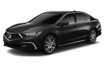 2018 Acura RLX Sport Hybrid - Majestic Black Pearl