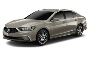 2018 Acura RLX Sport Hybrid - Gilded Pewter Metallic