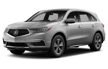 2018 Acura MDX - Lunar Silver Metallic