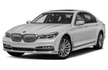 2018 BMW 740Le - Mineral White Metallic