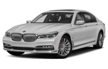 2017 BMW 740Le - Mineral White Metallic